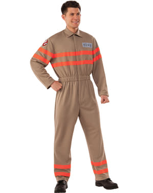 Deluxe Kevin Ghostbusters costume for a man