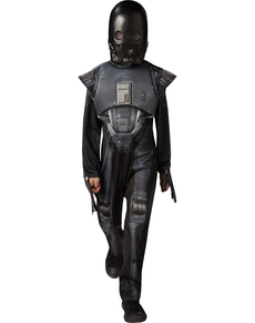Disfraz de K-2SO Star Wars Rogue One deluxe infantil