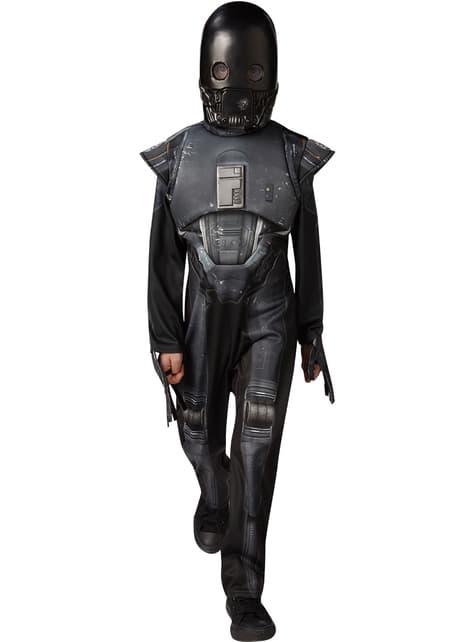 Déguisement de K-2SO Star Wars Rogue One pour enfant