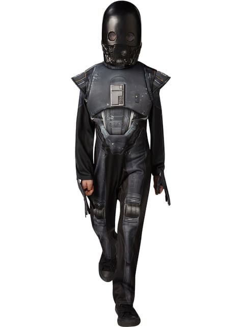 Deluxe K-2SO Star Wars Rogue One Kids Costume