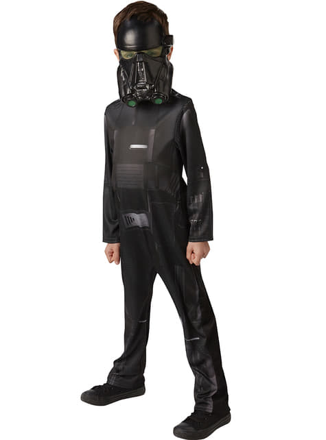 Death Trooper Star Wars Rogue One Kostuum voor tieners