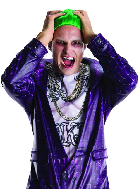 Dientes de Joker Suicide Squad para hombre
