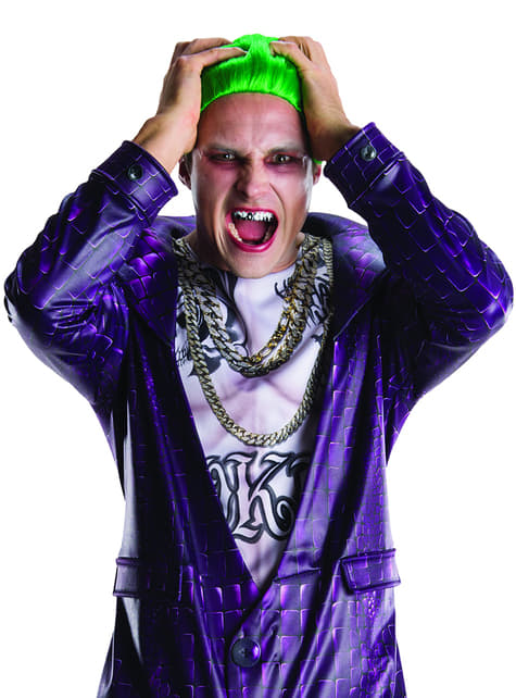 Joker Suicide Squad Zähne für Herren