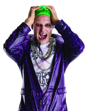 Dentes de Joker Suicide Squad para homem