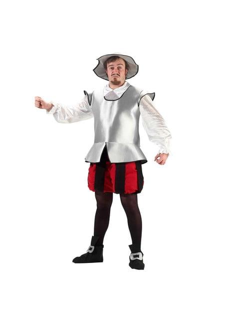Ridder Don Quijote Kostuum