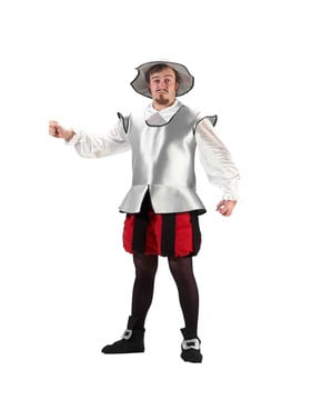Don Quijote ridderkostume
