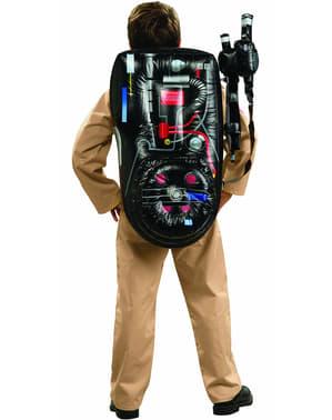 Aufblasbarer Ghosbusters Rucksack für Kinder