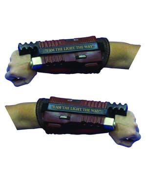 Armas de Deadshot Esquadrão Suicida para homem