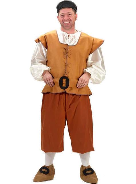 Væpnerkostyme til Voksne