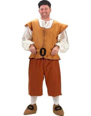 Kostým pro dospělé panoš