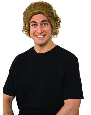 Parrucca da Willy Wonka Charlie e la Fabbrica di Cioccolato per uomo