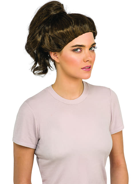 Woman's Abby Ghostbusters 3 Wig