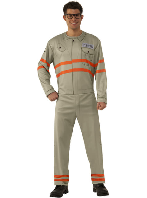 Man's Kevin Ghostbusters 3 Costume
