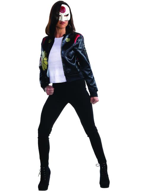 Kit disfraz de Katana Escuadrón Suicida para adulto
