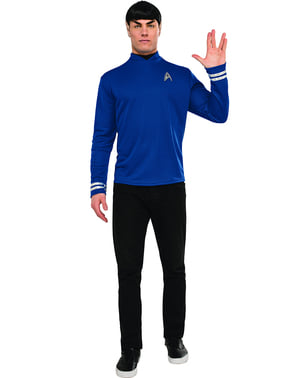 Costume da Spock Star Trek deluxe per uomo