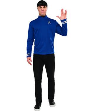 Fato de Spock Star Trek deluxe para homem