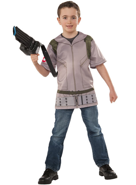 Child's Ghostbusters Costume Kit