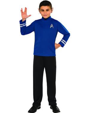 Spock kostume til drenge