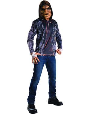 Kit disfraz de Killer Croc Escuadrón Suicida para hombre