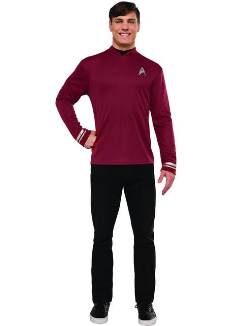 Man's Deluxe Scotty Star Trek Costume