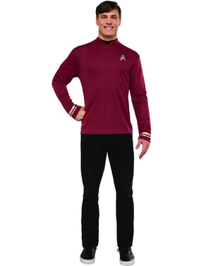 Déguisement Scotty Star Trek deluxe homme