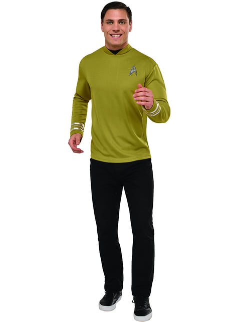 Disfraz de Capitán Kirk para hombre