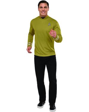 Star Trek Captain Kirk kostume deluxe til mænd