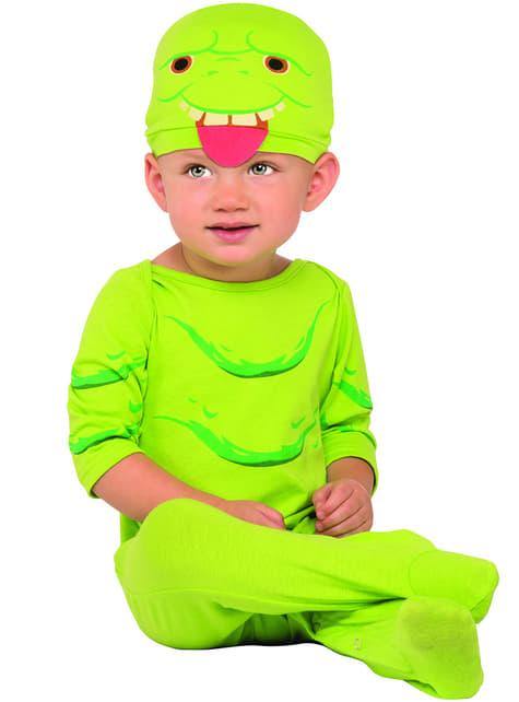 Maskeraddräkt Slimer Ghostbusters 3 för bebis