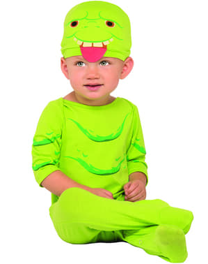 Disfraz de moquete Cazafantasmas 3 para bebé