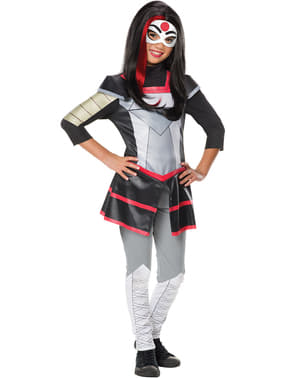 Costume da Katana Suicide Squad per bambina