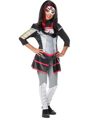 Disfraz de Katana Escuadrón Suicida para niña