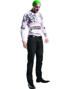 Zestaw strój Joker Legion Samobójców męski