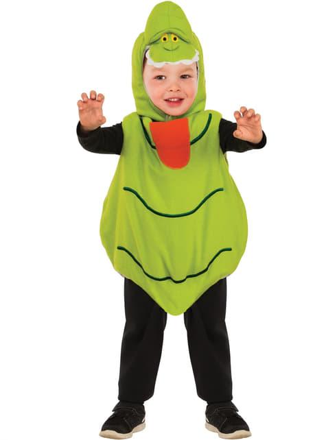 Disfraz de Slimer Cazafantasmas para niño