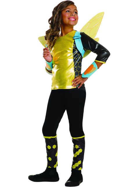 Girl's Bumblebee DC Comics Costume