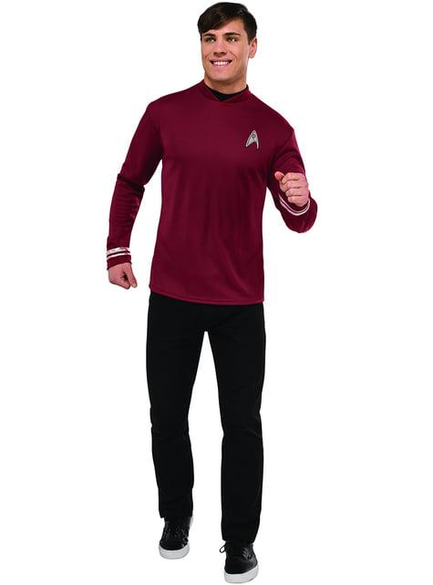 Fato de Scotty Star Trek para homem