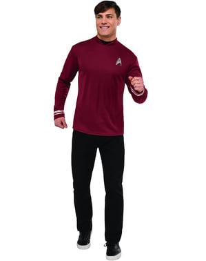 Costume da Scotty Star Trek per uomo
