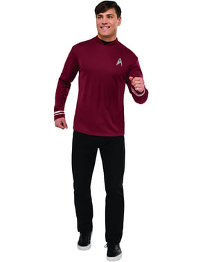 Man's Scotty Star Trek Costume