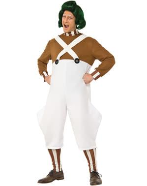 Man's Oompa Loompa Costume