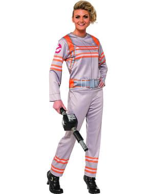 Klassiek Ghostbusters 3 kostuum voor vrouw