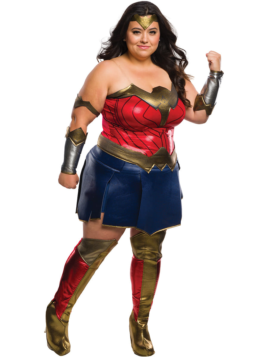 wonder woman kost m f r damen in bergr e aus batman vs superman funidelia. Black Bedroom Furniture Sets. Home Design Ideas