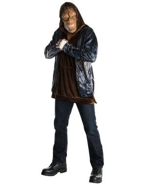 Costume da Killer Croc Suicide Squad per uomo