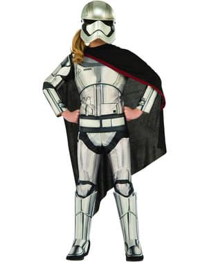 Captain Phasma kostuum voor kinderen