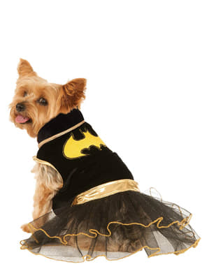 Dog's Batgirl Costume