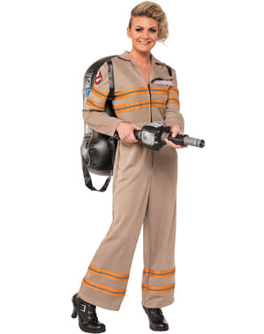 Woman's Ghostbusters 3 Costume