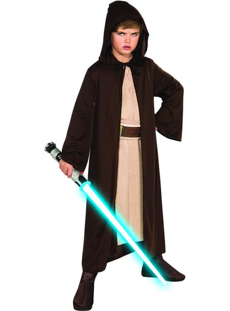 Túnica de Jedi para niño