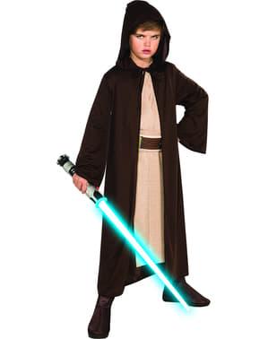 Túnica de Jedi para menino