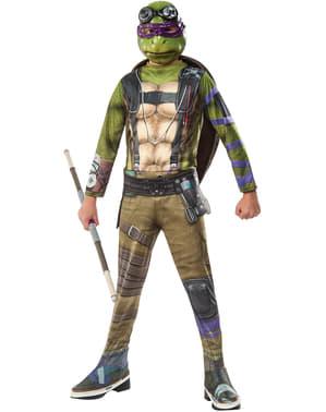 Fato de Donatello Tartarugas Ninja 2 para menino