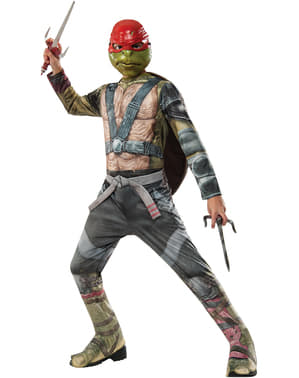 Boy's Raphael Teenage Mutant Ninja Turtles 2 Costume