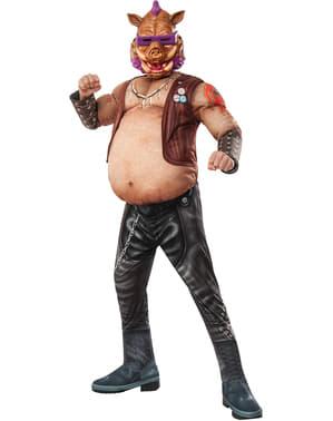 Disfraz de Bebop las Tortugas Ninja 2 deluxe para niño