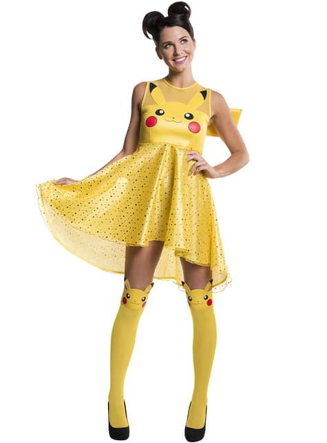 Strój Pikachu damski
